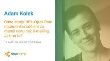 CS: 90% Open Rate obchodního sdělení za menší cenu než e-mailing. Jak na to?