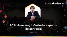47 - Outsourcing + Základ o expanzi do zahraničí