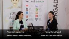 Rozhovor Hana Horvathová Heureka