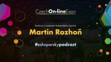 Martin Rozhoň - rozhovor s investorem investorského launche na #COE2020