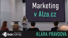 Marketing v Alza.cz