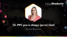 13 - PPC pro e-shopy (1. část)