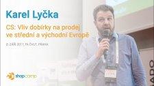 CS: Vliv dobírky na prodej ve střední a východní Evropě