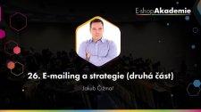 26 - E-mailing a strategie (2. část)