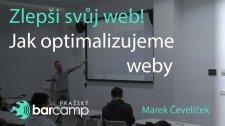 Zlepši svůj web! Jak optimalizujeme weby