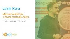 Migrace platformy a revize strategie Aukra