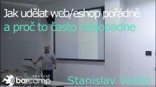 Jak udělat web/e-shop pořádně a proč to často nedopadne
