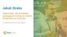 CS: Jak za pakatel zpropagovat e-shop ve videích influencerů na YouTube