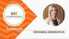 Rozhovor s Veronikou Brindzovou