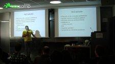 8 a půl roku přednášení pro Microsoft