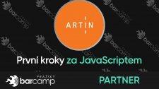 Artin - partnerská přednáška: První kroky za JavaScriptem